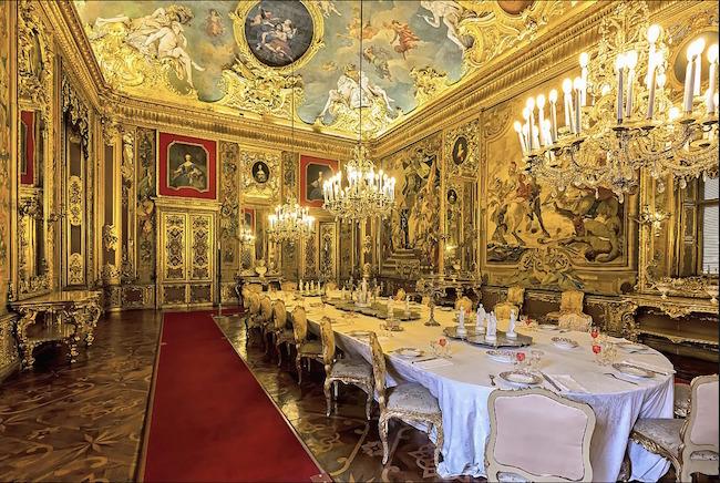 Le Palais royal de Turin (Palazzo Reale di Torino) 5a10