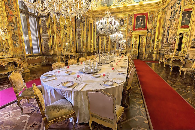 Le Palais royal de Turin (Palazzo Reale di Torino) 5b10