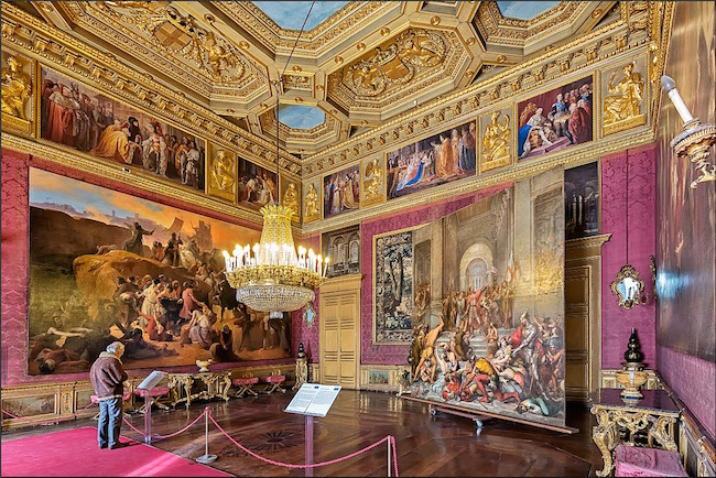 Le Palais royal de Turin (Palazzo Reale di Torino) 610