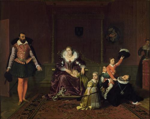 Exposition : Le théâtre du pouvoir. Petite Galerie du Louvre 61195510
