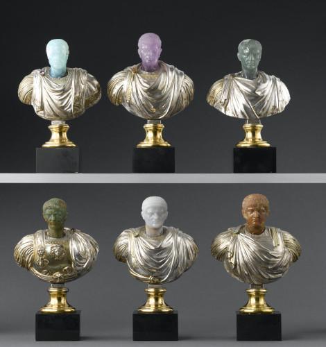 Exposition : Le théâtre du pouvoir. Petite Galerie du Louvre 62924510