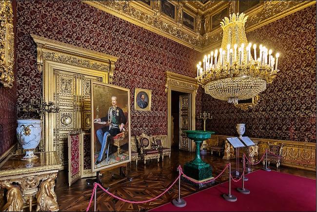 Le Palais royal de Turin (Palazzo Reale di Torino) 710