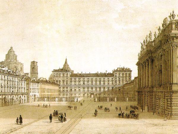 Le Palais royal de Turin (Palazzo Reale di Torino) 800px-15