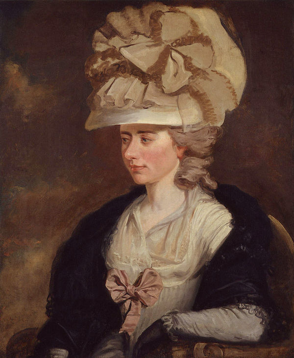 Frances (Fanny) Burney, l'une des romancières préférées de Marie-Antoinette 800px-20