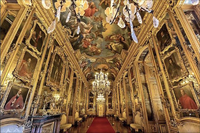 Le Palais royal de Turin (Palazzo Reale di Torino) 810