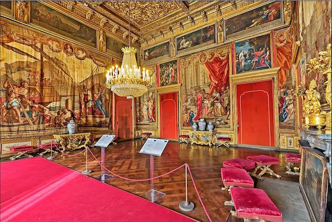Le Palais royal de Turin (Palazzo Reale di Torino) 910
