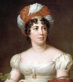 Frances (Fanny) Burney, l'une des romancières préférées de Marie-Antoinette Anne-l11