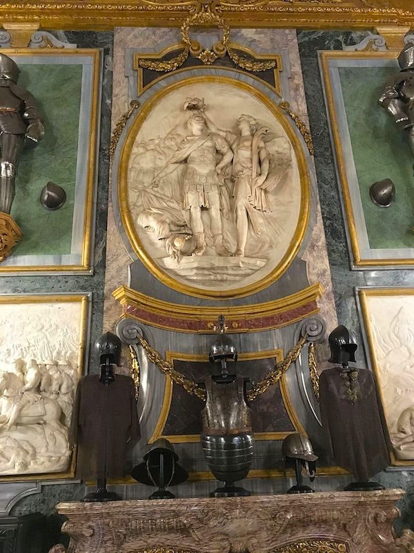 Le Palais royal de Turin (Palazzo Reale di Torino) Armeri11
