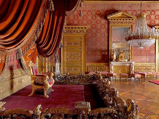 Le Palais royal de Turin (Palazzo Reale di Torino) B7yps910