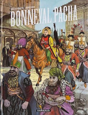 Bibliographie : le comte de Bonneval, futur Ahmed Pacha Couv_110