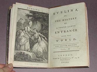 Frances (Fanny) Burney, l'une des romancières préférées de Marie-Antoinette Evelin11