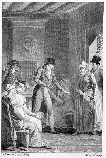 Frances (Fanny) Burney, l'une des romancières préférées de Marie-Antoinette Evelin12