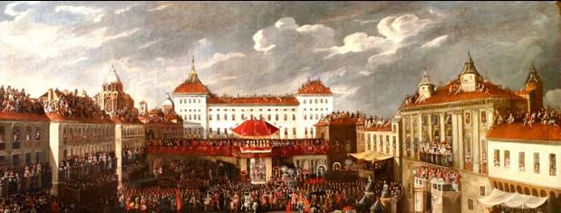 Le Palais royal de Turin (Palazzo Reale di Torino) Faccia10