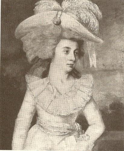 Frances (Fanny) Burney, l'une des romancières préférées de Marie-Antoinette France10