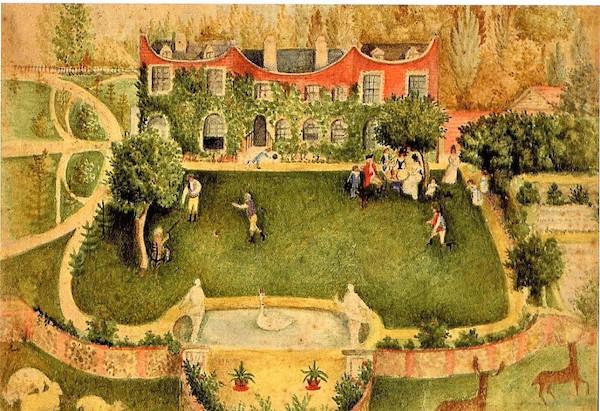 Frances (Fanny) Burney, l'une des romancières préférées de Marie-Antoinette Junipe14