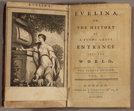 Frances (Fanny) Burney, l'une des romancières préférées de Marie-Antoinette Origin11