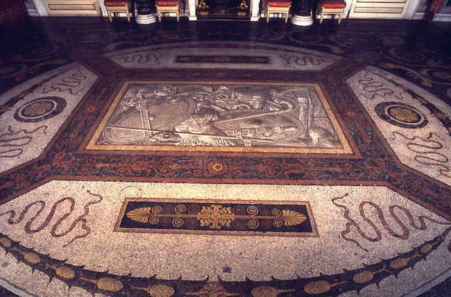 Le Palais royal de Turin (Palazzo Reale di Torino) Paolo_11