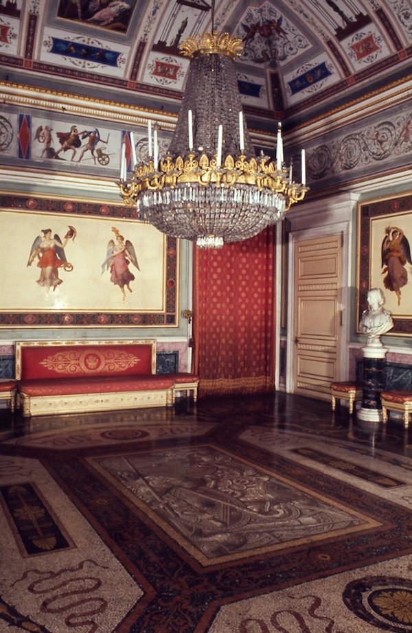 Le Palais royal de Turin (Palazzo Reale di Torino) Paolo_12