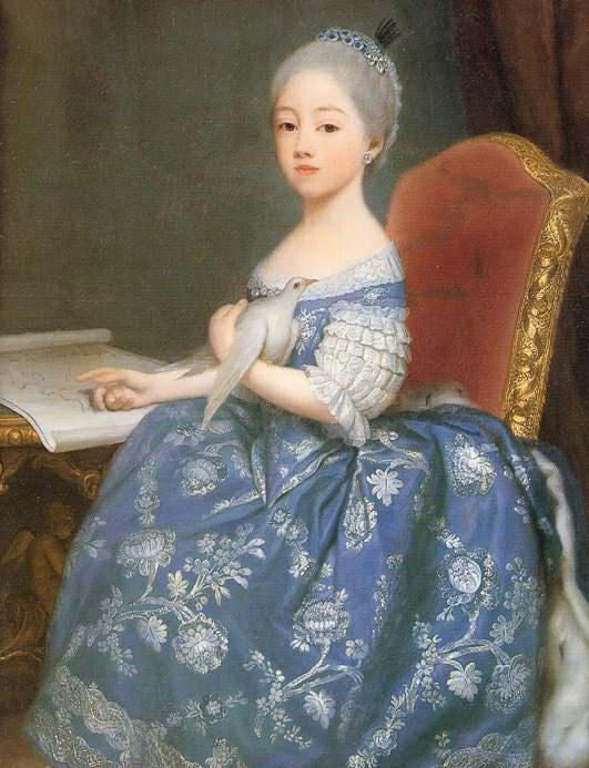 Marie-Joséphine de Savoie, comtesse de Provence - Page 10 Portra10