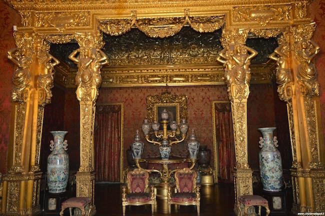 Le Palais royal de Turin (Palazzo Reale di Torino) Reside10