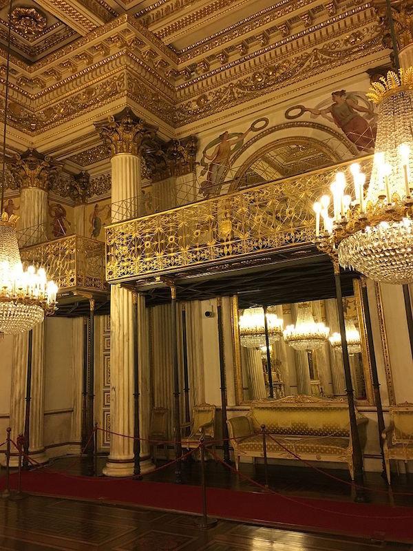 Le Palais royal de Turin (Palazzo Reale di Torino) Sala_d12