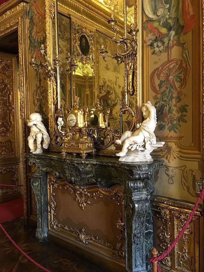 Le Palais royal de Turin (Palazzo Reale di Torino) Sala_d14