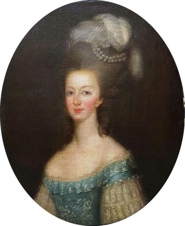 "Michèle Lorin : ""Marie-Antoinette, ma collection particulière "" - Page 7 Tablea13"
