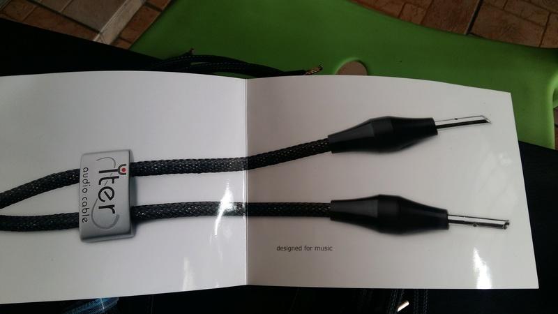 yter speaker cables