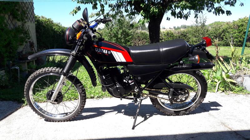 Restauration en cours DTMX 1979 20170716