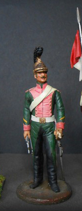 Vitrine Alain 2 Fusilier Légion du midi 1805 (Chronos miniatures 54 mm ) - Page 4 74_13210