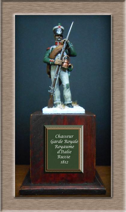 Vitrine Alain 2 mise en peinture sculpture Grenadier en surtout  1807  MM54mm - Page 4 Dscn7810