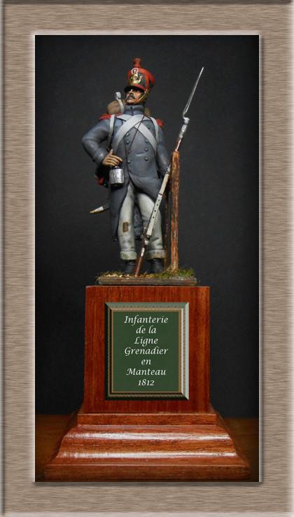 Vitrine Alain 2 mise en peinture sculpture Grenadier en surtout  1807  MM54mm - Page 4 Dscn7910