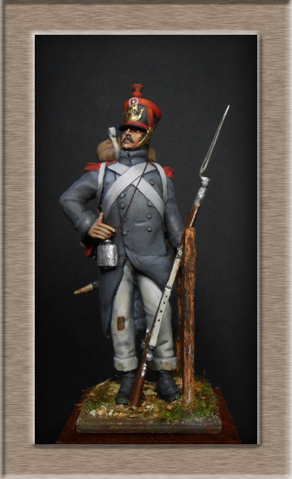 Vitrine Alain 2 mise en peinture sculpture Grenadier en surtout  1807  MM54mm - Page 4 Dscn7911