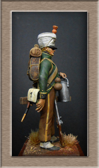 Vitrine Alain 2 Fusilier Légion du midi 1805 (Chronos miniatures 54 mm ) - Page 4 Dscn8013