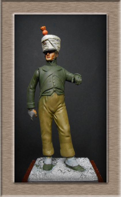 Vitrine Alain 2 Fusilier Légion du midi 1805 (Chronos miniatures 54 mm ) - Page 4 Dscn8018