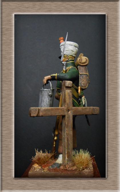 Fusilier de Nassau en Espagne 1810 MM54mm Dscn8024