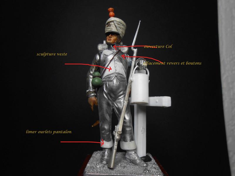 Fusilier de Nassau en Espagne 1810 MM54mm Dscn8026