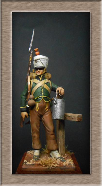 Vitrine Alain 2 mise en peinture sculpture Grenadier en surtout  1807  MM54mm - Page 4 Dscn8111