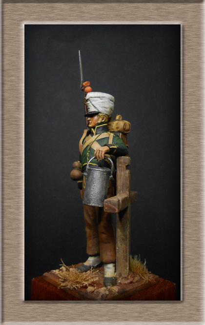 Vitrine Alain 2 Fusilier Légion du midi 1805 (Chronos miniatures 54 mm ) - Page 4 Dscn8114