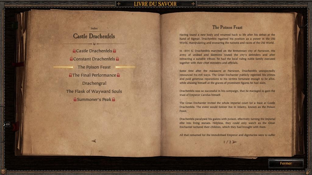 Ubersreik - Informations sorties du jeu Vermintide 20170312