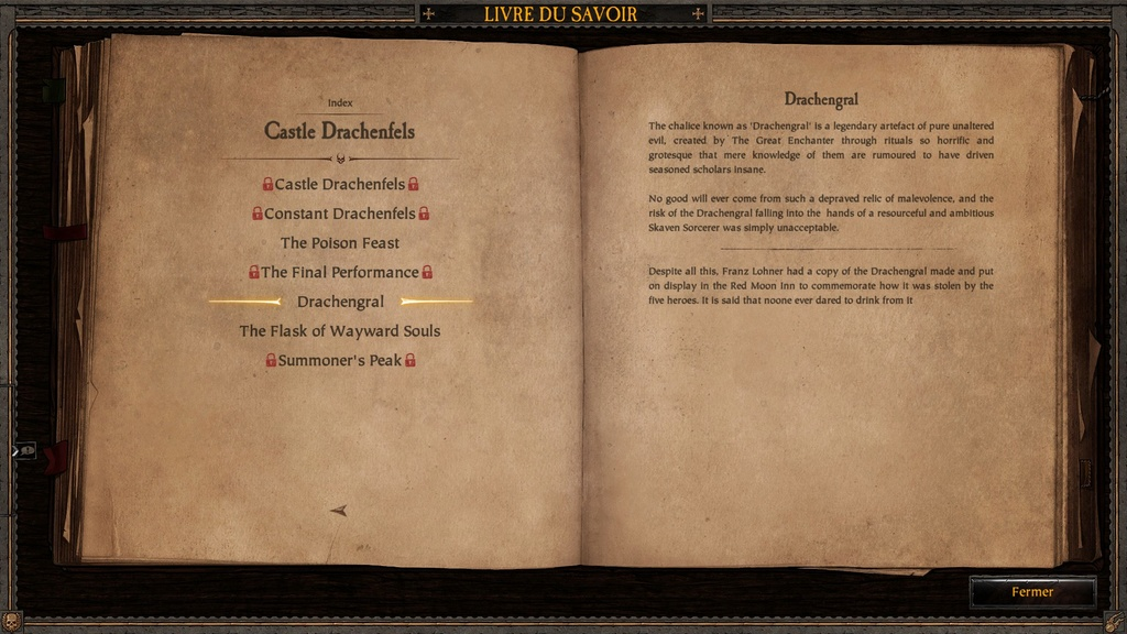 Ubersreik - Informations sorties du jeu Vermintide 20170314