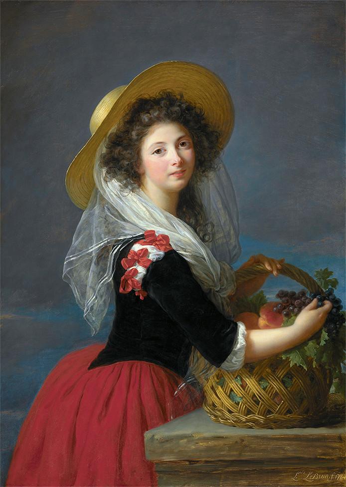 Galerie virtuelle des oeuvres de Mme Vigée Le Brun - Page 12 Duches10