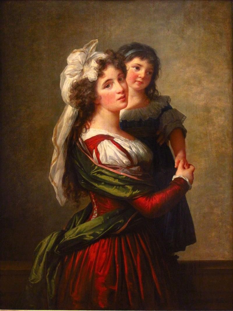 Galerie virtuelle des oeuvres de Mme Vigée Le Brun - Page 12 Madame10