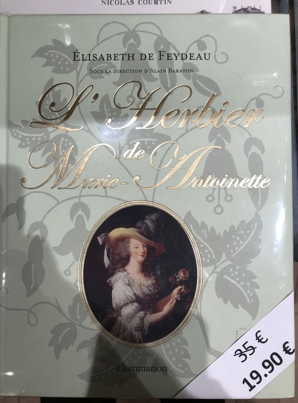 Herbier de Marie Antoinette 2397e410