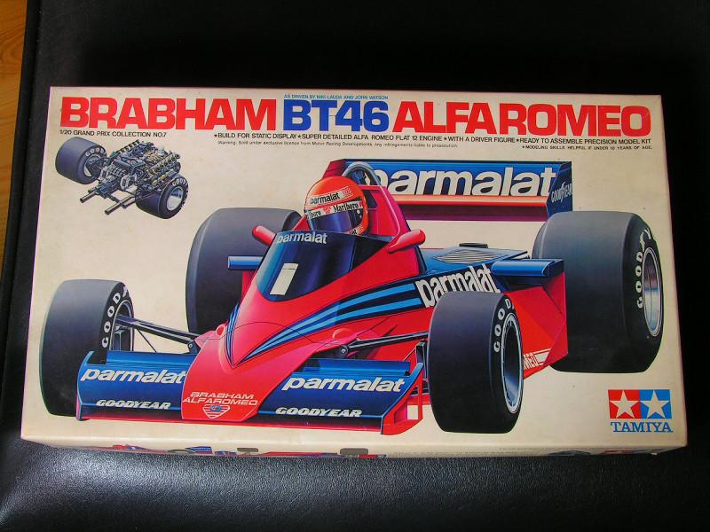 Community Build #21 Race Cars Bt46-014