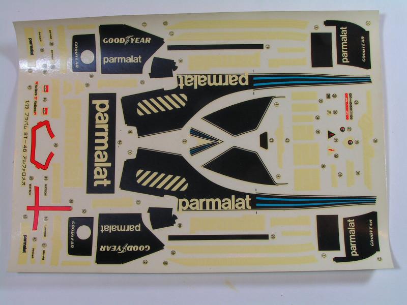 Community Build #21 Race Cars Bt46-015