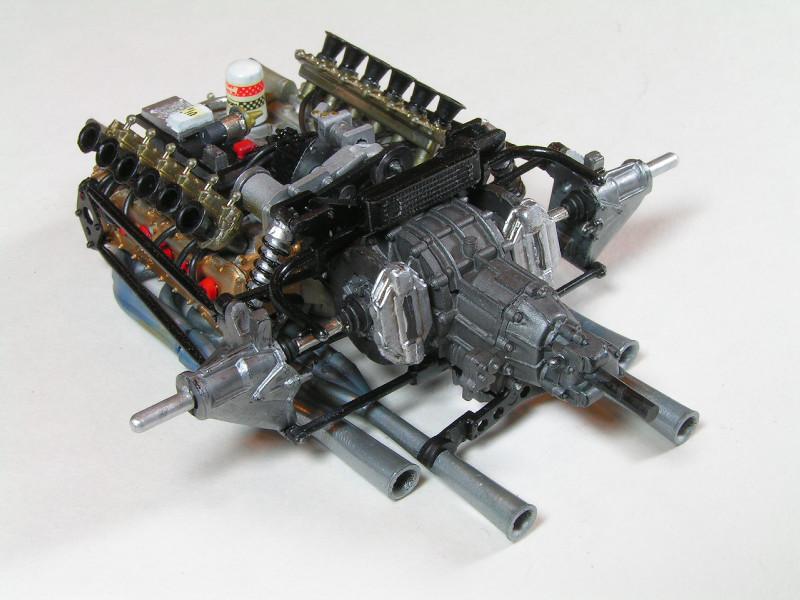 Community Build #21 Race Cars Bt46-114