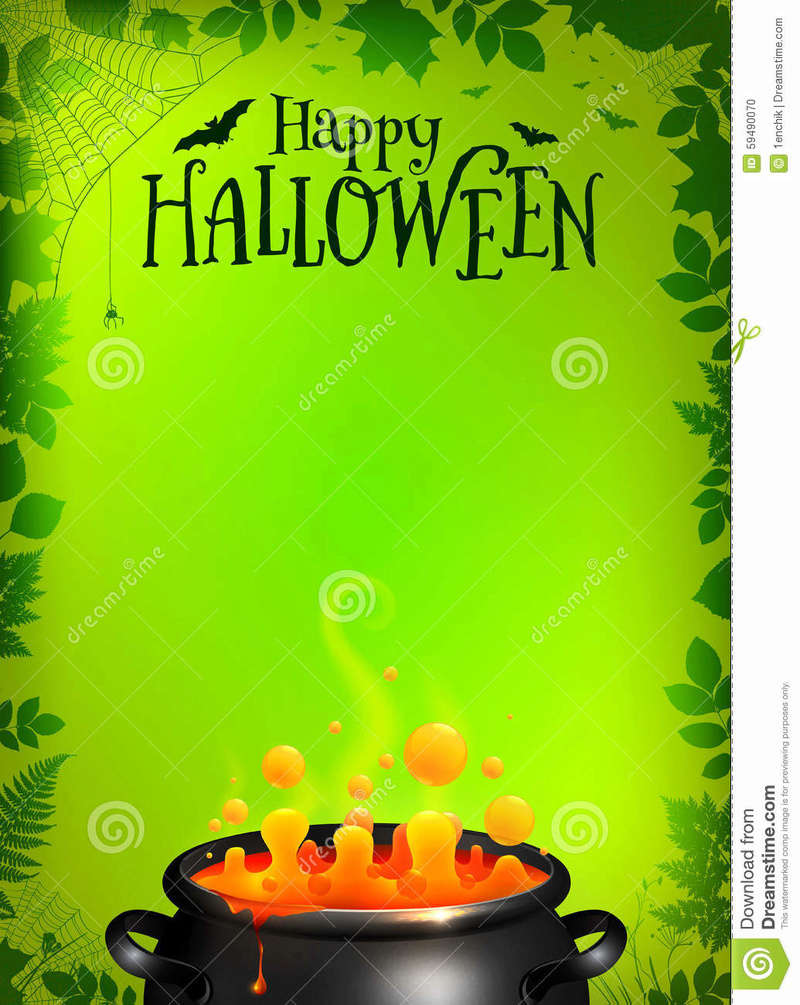 Affiche association Halloween Calibr10