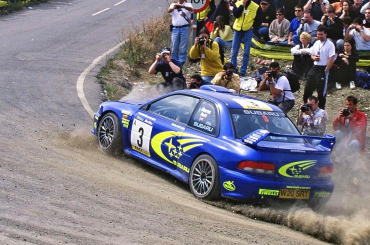 [FFSMC Productions] Subaru Impreza WRC '99 de JP Richelmi au rallye de l'Acropole 2000 20913310