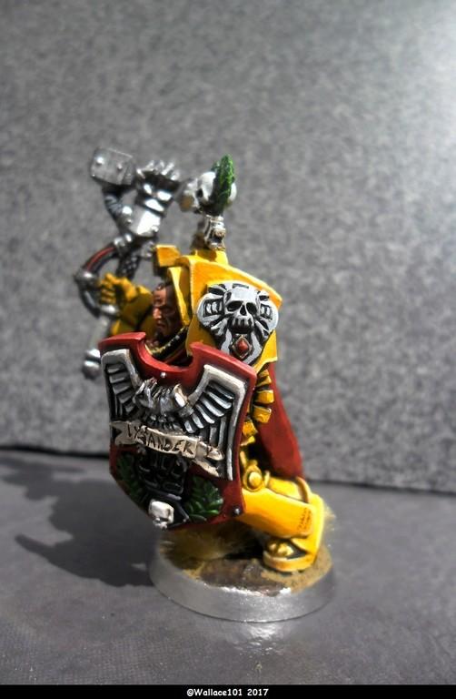 Capitaine Darnath Lysander Imperial Fists (Citadel Finecast 32mm) Sam_1237